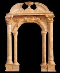 CLASSICAL MARBLE DOOR SURROUND – MODEL DS101 1