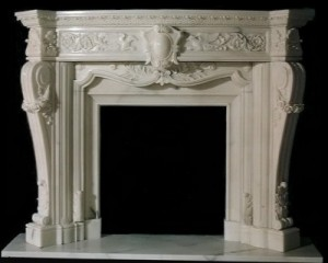 FRENCH MARBLE FIREPLACE – MODEL MFP105 1