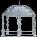 GREEK MARBLE GAZEBO - MODEL MG104