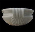 HAND CARVED BATHTUB - VANITIES & BATHTUBS MODEL MV141