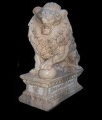 MARBLE ENTRANCE LIONS - MODEL MS110