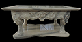 ORNATE CARVED TABLE - MODEL MT108