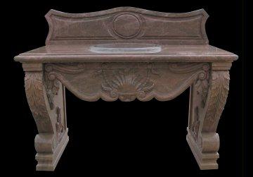 Neo Classical Marble Vanity Vanities Model Mv113 Houston