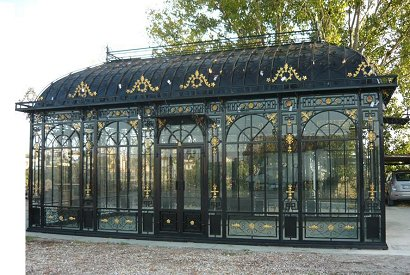 Cool French Victorian Conservatory Mg115 Interior Design Ideas Gresisoteloinfo