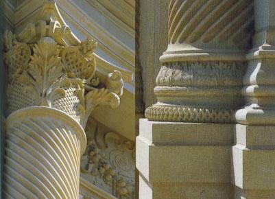 corinthian column model 105