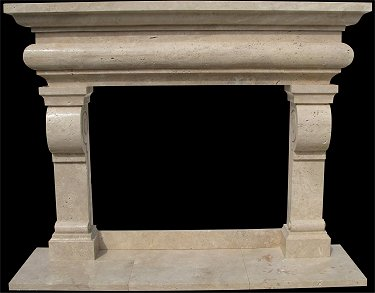 marble fireplace mantle surround u2013 model mfp213
